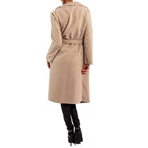 damen mantel mit bindeg rtel business stil american streetwear stylische streetwear mehr. Black Bedroom Furniture Sets. Home Design Ideas