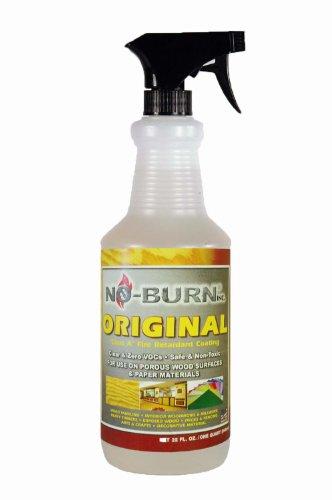 No-Burn Original Fire Retardant
