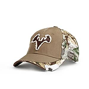 Big Sky Carvers Big Shot Bottle Cap Hat with Bottle Opener, Camo