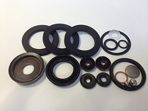 Floor Jack Seal Kit for 104.11610, 104.11611, 91-632, 91632, 91-633, 93630, 93632, 93633, 93635A, 95635B, 95630, 95632, 95633, J-121, J121, J-122, J122, J-123, J123, J-135, J135, J-139, J139, YA632