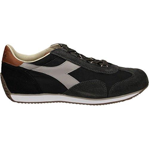 Equipe Black Suedenylon Diadora Sneakers Heritage Ita Uomo SnxgqUCgwE
