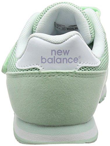 Bambina New Verde Balance Da Weiß Mint mint Ginnastica Weiß Scarpe Basse 373 6WqwSqpC4