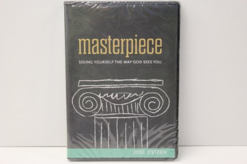 Masterpiece Seeing Yourself the Way God Sees You Cd/DVD By Joel Osteen