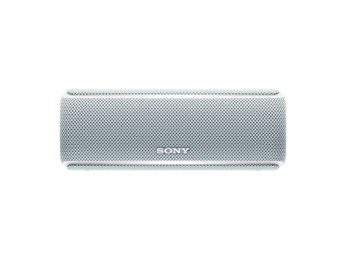 Sony SRS-XB21 Portable Wireless Bluetooth Speaker, White