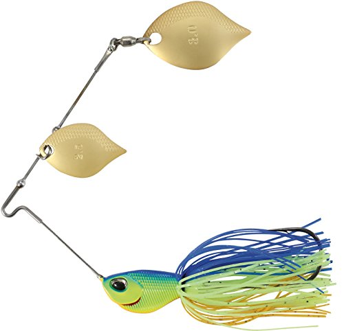 - Duo Realis Cambi Spin Spinnerbait Double Blade 3/8 oz J018 (4388)