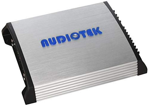 Audiotek At804S 4 Channels Class Ab 2 Ohm Stable 1000W Stereo Power Car -