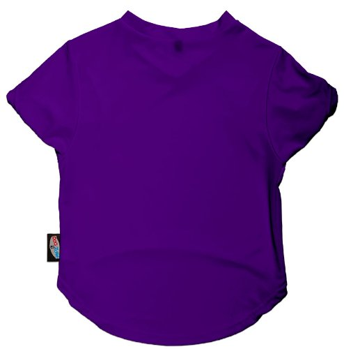 dog zone Pet Performance Jersey, X-Small, Purple by dog zone