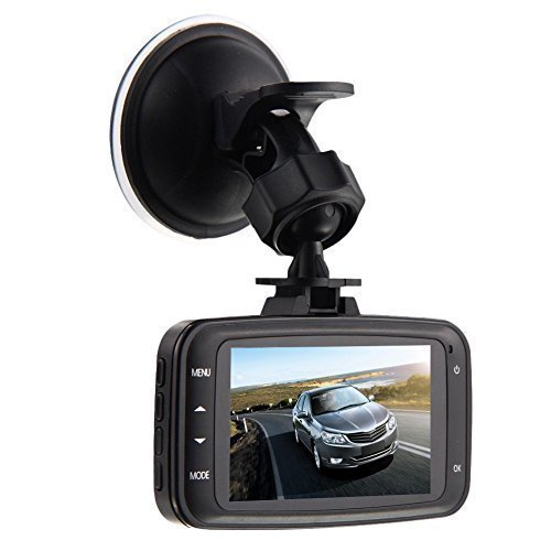 (GS8000L Car DVR 1080P,HD Black Box Traveling Driving Data Recorder Camcorder Vehicle Camera Night Version Dashboard Dash Cam With 120 Degree Angle View)