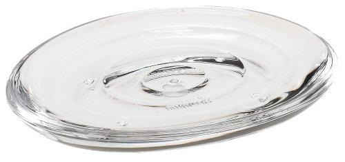 - Umbra Droplet Acrylic Soap Dish
