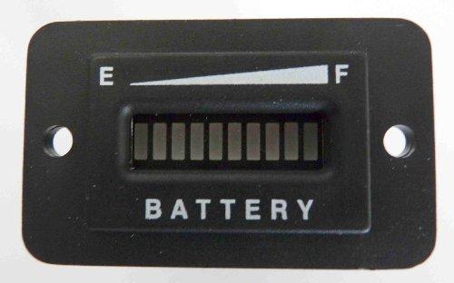 PRO36FRC ProPower's 36 Volt Battery Gauge, Status Indicator Meter w/relay output - Golf Cart