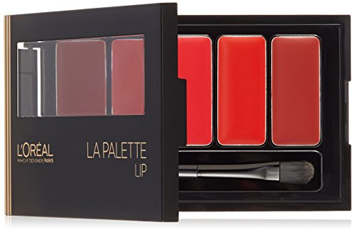 L'Oreal Paris Cosmetics Colour Riche La Palette Lip, Ruby, 0.15 Ounce - Loreal Endless Lip Color Lipstick