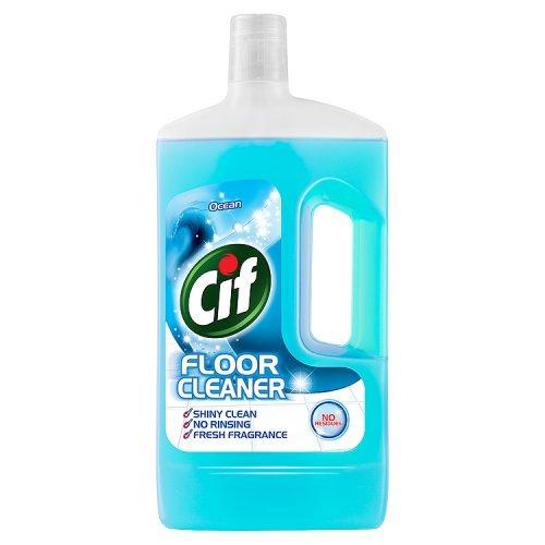 Cif Floor Cleaner Ocean 1 L Amazon Co Uk Prime Pantry