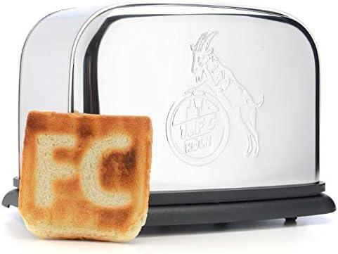 Unbekannt 1 FC K/öln Toaster//Chromtoaster ** Logo **