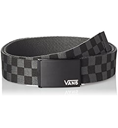 7e6757036c32 Vans Mens Deppster Web Belt at Amazon Men s Clothing store