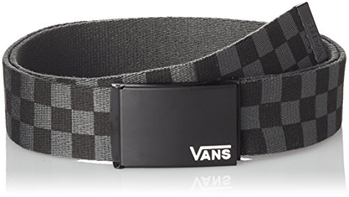 VANS Deppster II Web Belt One Size Black Charcoal