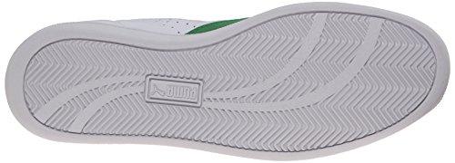 up Partita Puma verde Sneaker Moda 74 Blanco Lace w1UqOBZ