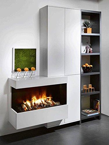 Faber Cassette M Interior Log Insert Fireplace Negro - Chimenea (570 mm, 260 mm, 340 mm, 15 kg, 680 mm, 380 mm): Amazon.es: Hogar