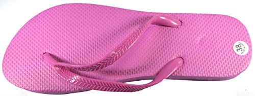 donna Solid Infradito Design Octave Pink Plain EB5qBxwd