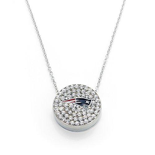 Pendant New 0.25 (aminco NFL New England Patriots Eclipse Pendant)