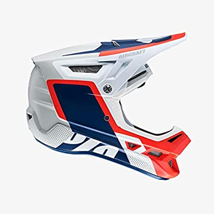 Image of Adult Helmets 100% Percent 2018 Aircraft MIPS DH Bicycle Helmet - 80002 (Tera - XS)
