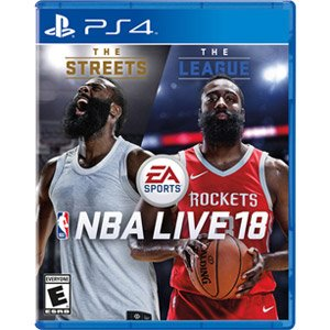 (NBA LIVE 18: The One Edition - PlayStation 4)