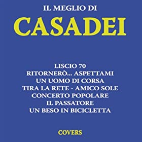 Amazon.com: Un uomo di corsa: Casadei: MP3 Downloads