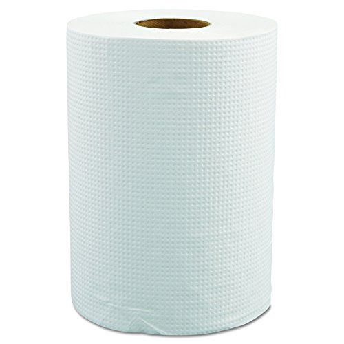 Hardwound Towel (Morcon Paper W12350 Hardwound Roll Towels, 8