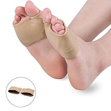 eDealMax 1 par Tamaño L cuidado de Los pies Hallux Valgus Corrector Toe Separadores Separadores alisadores