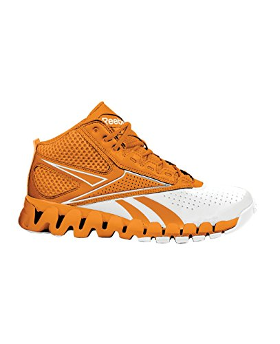 Reebok Zig Pro Future Damen Basketballschuh Weiß / Orange