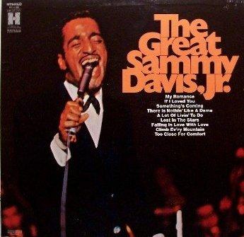 The Great Sammy Davis, Jr [VINYL LP] - Syracuse Malls In