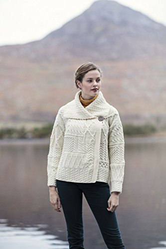 ladies-drape-collar-aran-cardigan-by-carraig-donn