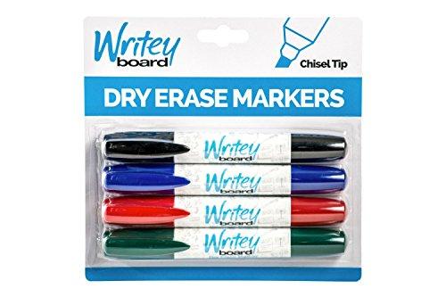 Writeyboard Vivid Low Odor Premium Dry Erase Markers