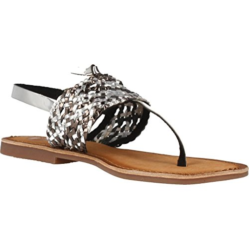 Gioseppo Sandals and Slippers for Women, Colour Silver, Brand, Model Sandals and Slippers for Women 44161G Silver Silver