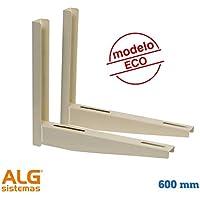 Juego soporte ECO 600 mm