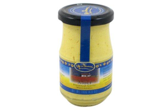 Life in Provence - Garlic Mayonnaise (Aioli) - 6.8 onzs.