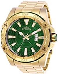 Pro Diver Automatic Green Dial Men's Watch 27013