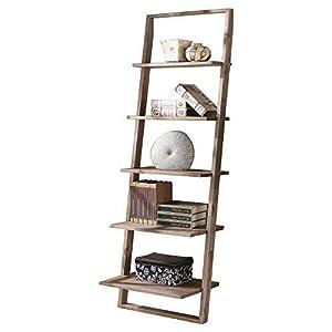 Riverside Furniture Modern Learning Bookcase, Brown