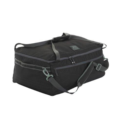 Kelty Duffle Bristol Bag - Morral de viaje, color beige, talla L gris oscuro