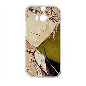 Demon Lover Cell Phone Case for HTC One M8 by ruishername