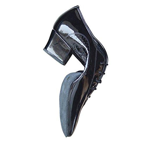 zapatos de baile latino de los hombres/Suave negro cuero zapatos de baile en el final de/Zapatos de baile de adultos de A