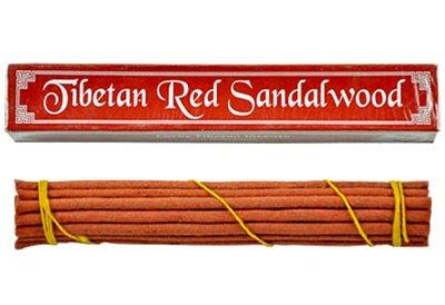 - Tibetan Red Sandalwood Incense, 5.5