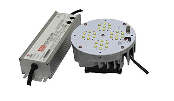 LED Passenger side WITH install kit 2002 Sterling LLT 7500 SERIES Post mount spotlight 6 inch -Chrome Larson Electronics 1015P9J4MLY