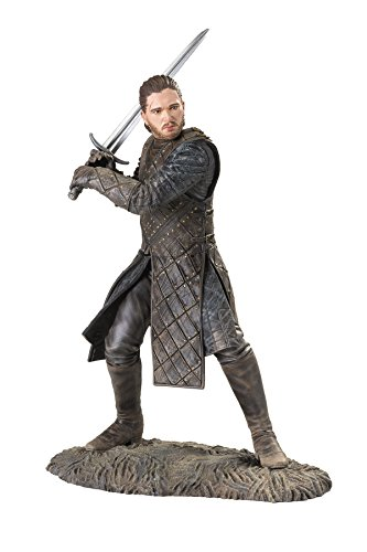 Dark Horse Deluxe Game of Thrones: Jon Snow Battle of the Bastards Action Figure