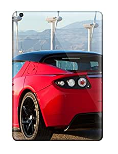 Awesome Case Cover/ipad Air Defender Case Cover(tesla Roadster 3)