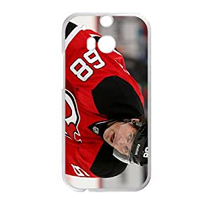 New Jersey Devils HTC M8 case