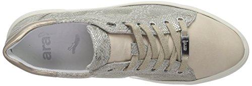 Ara Toronto - Zapatos de cordones derby Mujer Gris