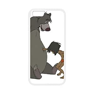 iPhone 6 4.7 Inch Cell Phone Case White Jungle Book0 Ossxr