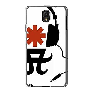 High Quality Cell-phone Hard Cover For Samsung Galaxy Note3 (vVD10527GkNQ) Unique Design HD Red Hot Chili Peppers Pattern WANGJING JINDA