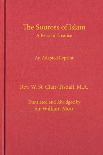 Download The Sources of Islam: An Abridged Reprint pdf
