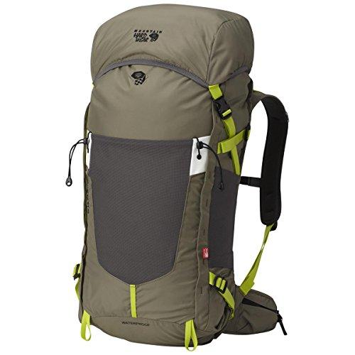 Mountain Hardwear Scrambler RT 40 OutDry Backpack, Stone Green, Stone, Regular